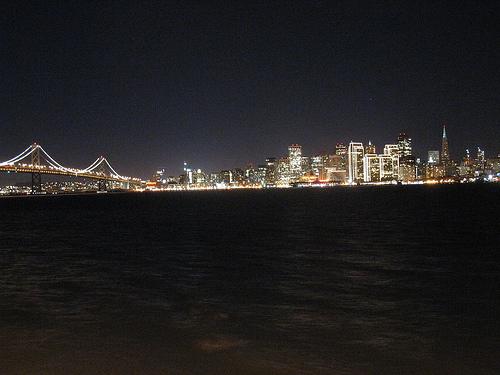 Bridge & City Light