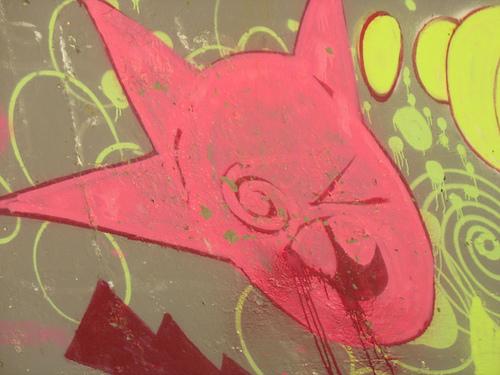 Grafitti - Ocean Beach